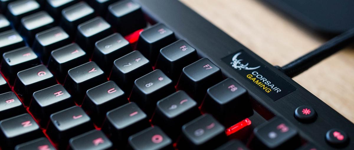Klawiatura premium bez zbędnych bajerów. Corsair K65 RGB – recenzja Spider's Web