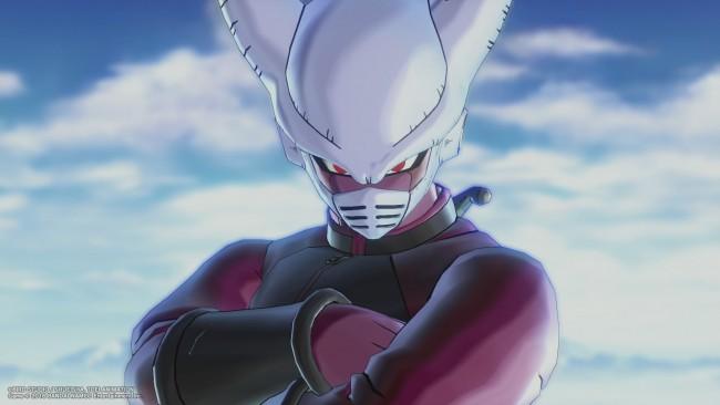 Mój awatar w Dragon Ball Xenoverse 2