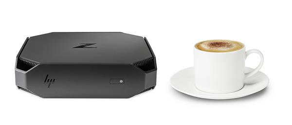 HP Z2 to miniaturowa stacja robocza o potężnej wydajności.