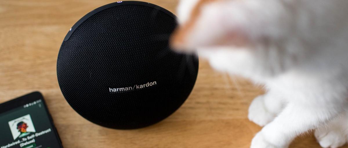 Mobilny głośnik, którego nie powinieneś ruszać z salonu? Właśnie taki jest Harman Kardon Onyx Mini