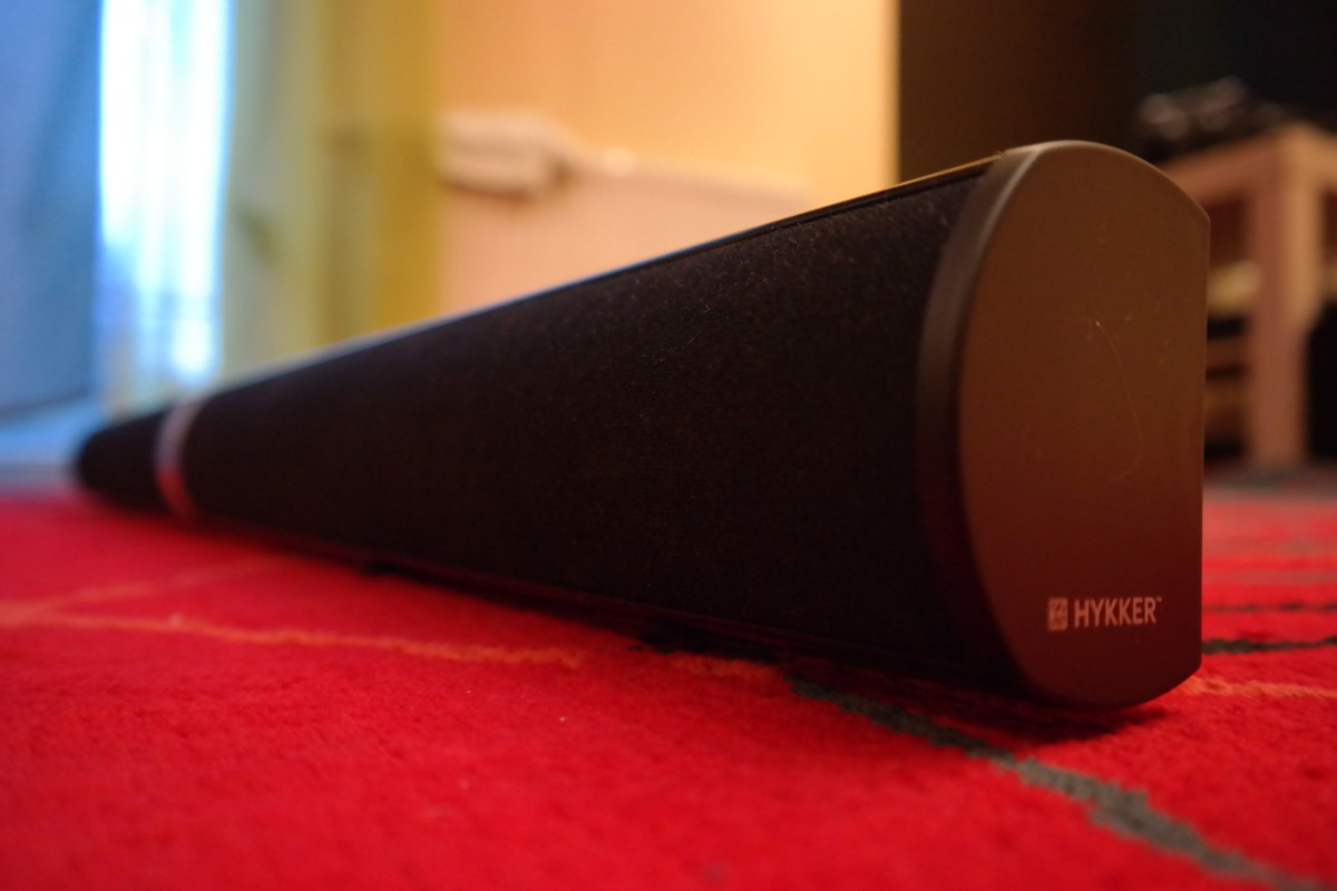 Testowaliśmy soundbar z Biedronki. Oto Hykker Soundbar Studio