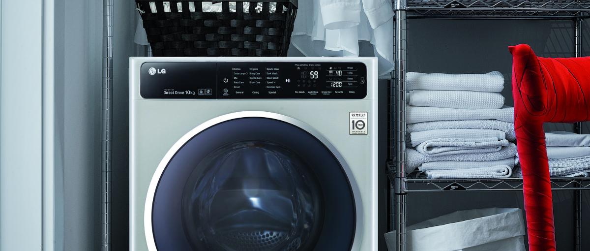 Inteligentna pralka sprawiła, że nie boję się już samodzielnie nastawić prania
