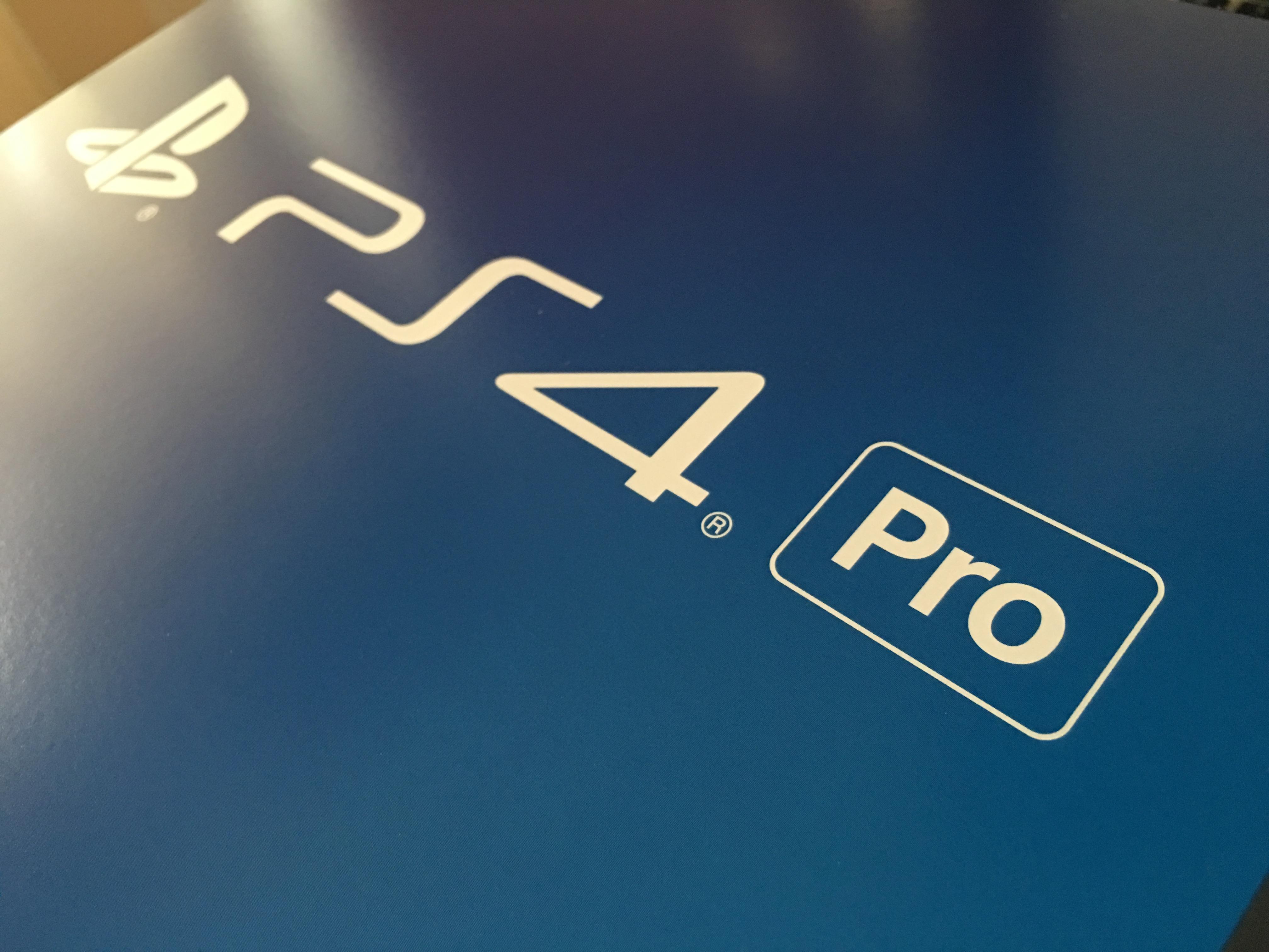 Mamy PlayStation 4 Pro! Pytajcie, o co tylko chcecie