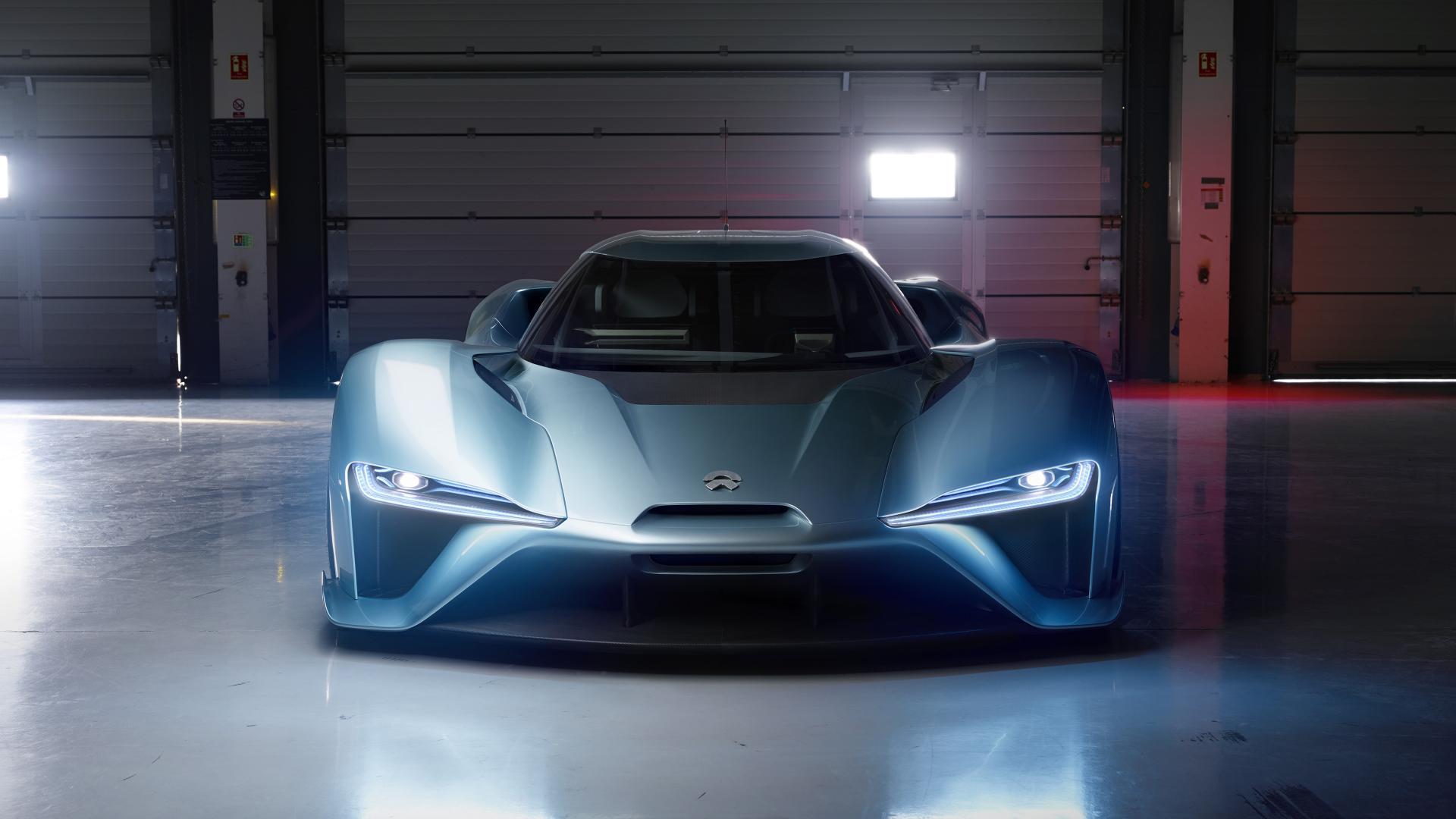 """Tak wygląda NIO EP9 – """"najszybszy elektryczny samochód na świecie"""""""