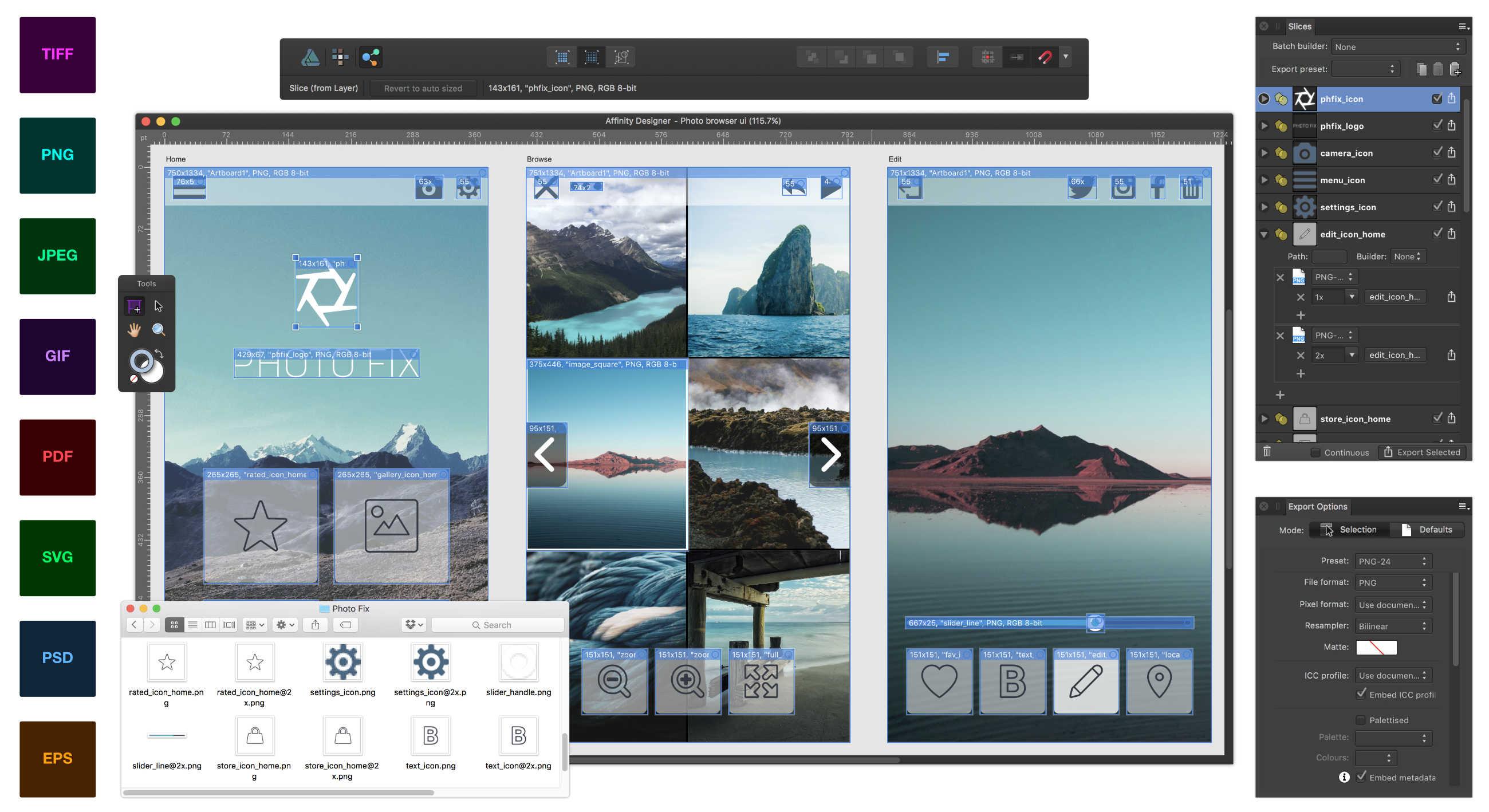 Affinity Designer w pełnej wersji na Windows