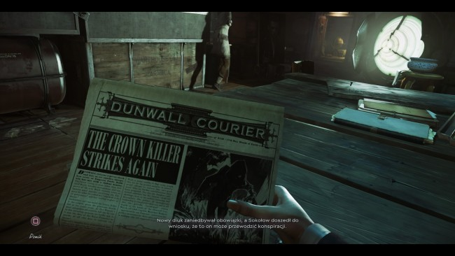 Dishonored 2 - recenzja