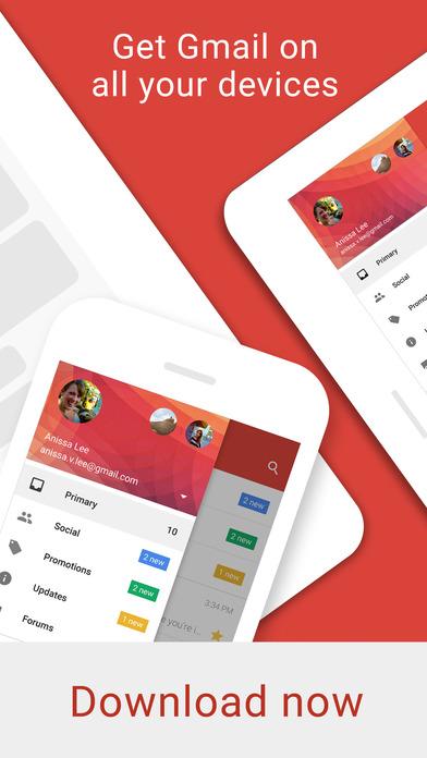 Gmail na iOS - nowa aplikacja iPhone