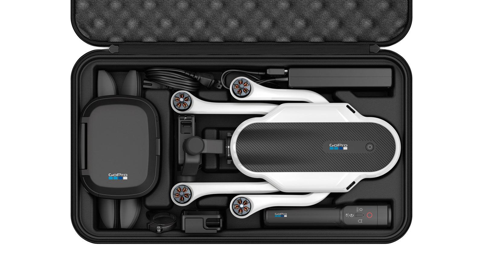 Złe wiadomości z siedziby GoPro. Firma opuszcza rynek dronów, zwalnia ludzi i możliwe, że trafi na sprzedaż