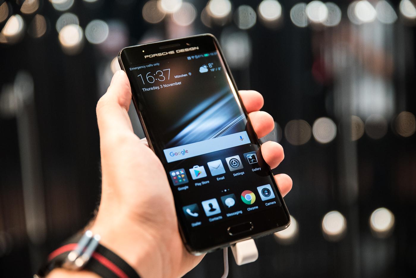 A to ci heca, Alexa wchodzi do Huawei Mate'a 9