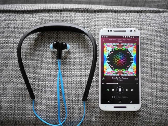 Jabra Halo Smart - bezprzewodowy zestaw słuchawkowy