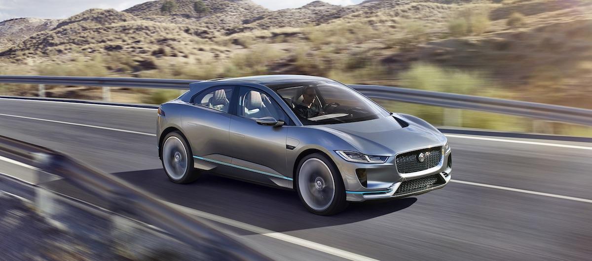 Tak wygląda pierwszy… elektryczny SUV Jaguara