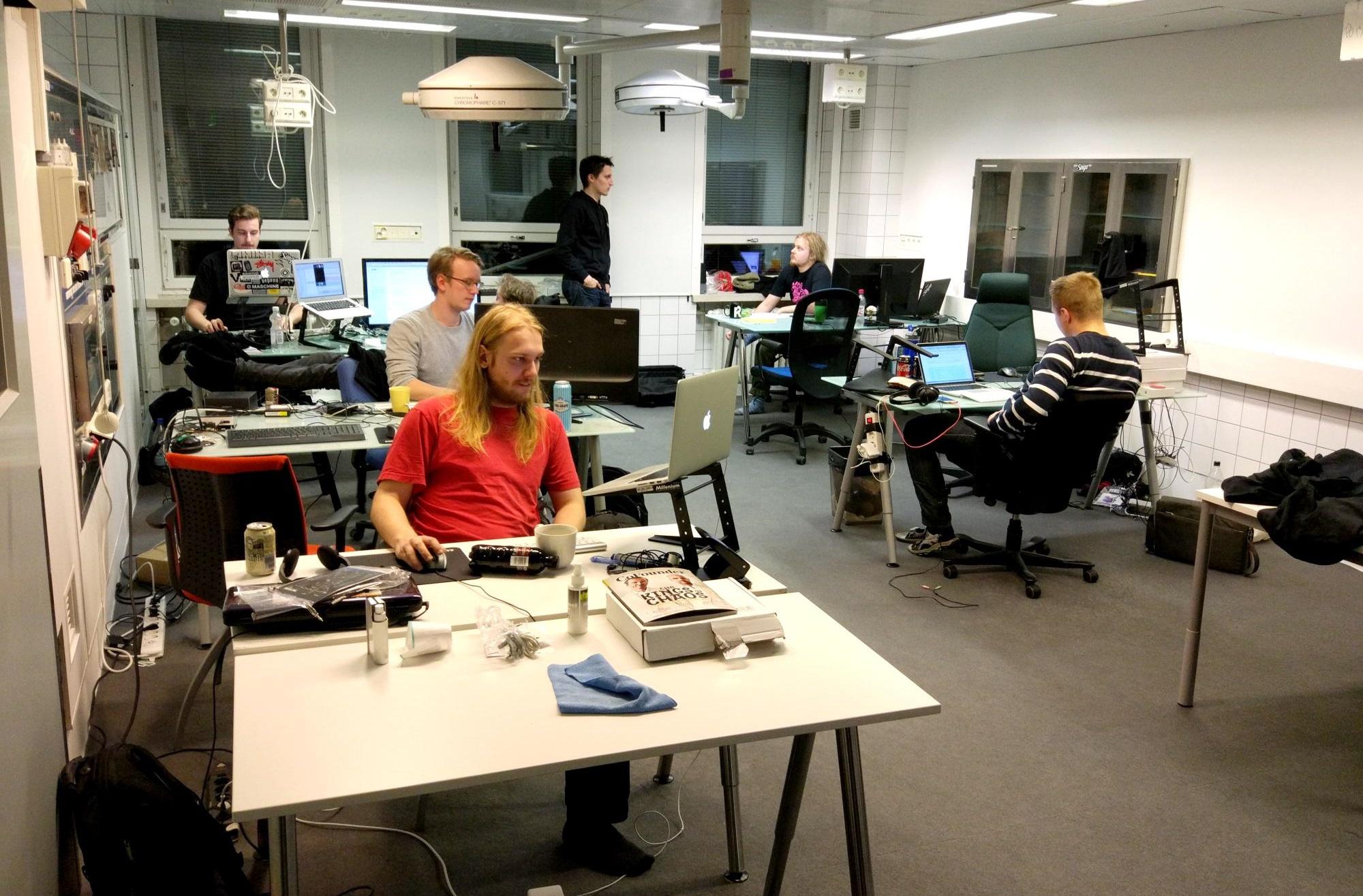 Niegdyś szpital, dziś największy dom młodych fińskich biznesów. Odwiedzamy Marię 01