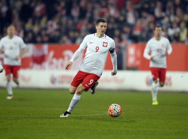Mecz Rumunia - Polska będzie można oglądać online i w telewizji.