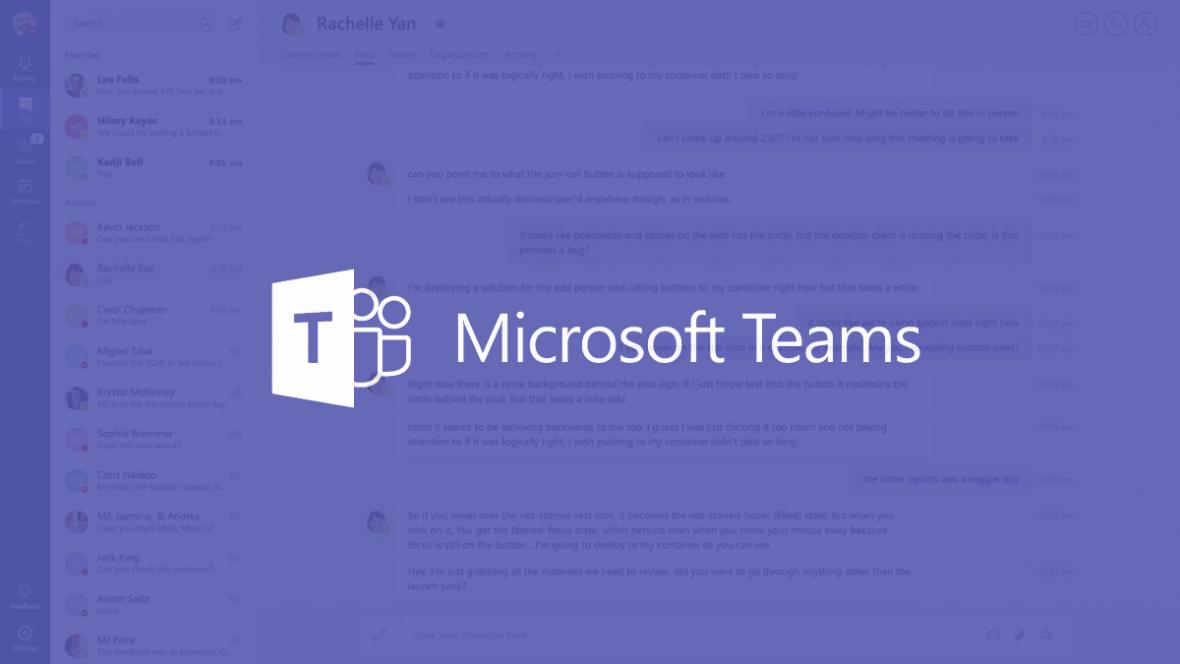 Microsoft idzie na wojnę ze Slackiem. Właśnie ruszyła usługa Teams [aktualizacja]