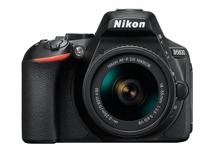 Nowy Nikon D5600 to lustrzanka wprost stworzona do współpracy z telefonem