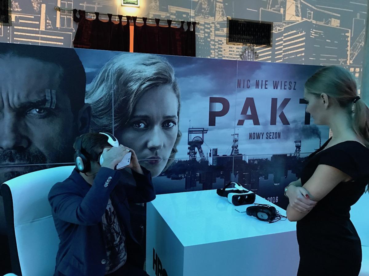 Pakt w goglach VR. Tak HBO promuje drugi sezon świetnego serialu