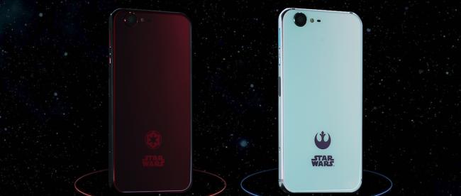 sharp star wars