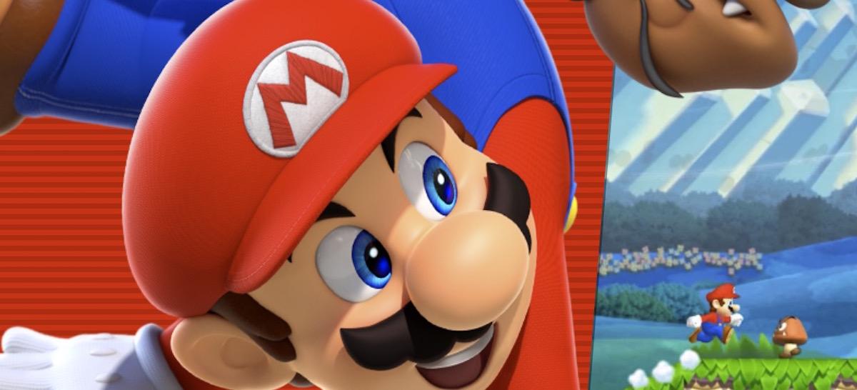 Super Mario dobiegnie na iPhone'a przed końcem roku. Weźmie przykład z Pokemon GO