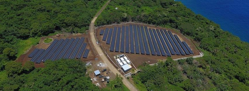 Tesla zasili całą wyspę energią słoneczną? Nic nowego – tutaj robią to od lat