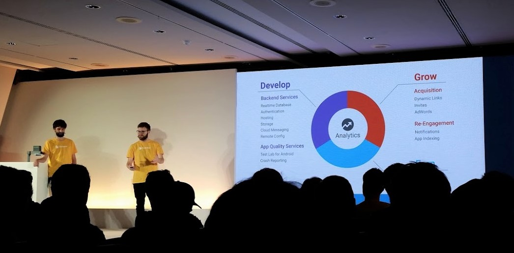"""""""Dziś trzeba dać programiście zintegrowaną usługę"""". Firebase Dev Summit – relacja Spider's Web"""
