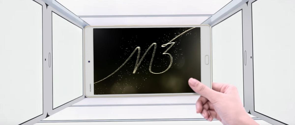 Huawei MediaPad M3 to jeden z najlepszych tegorocznych tabletów