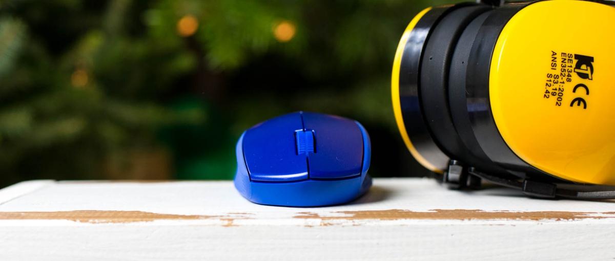 Logitech M330 Silent Plus, czyli myszka, której… nie słychać. Wcale