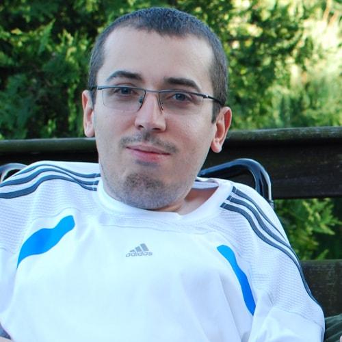 Piotr Lewandowski - twórca polskiego komunikatora ParrotOne