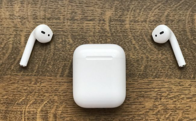 Apple Airpods - opinie
