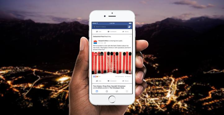 Facebook nie ma dość. Najpierw wprowadził wideo na żywo, a teraz … własne radio
