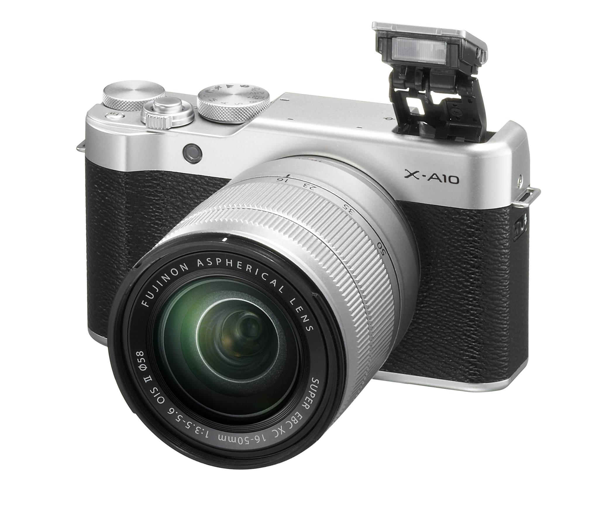 Fujifilm X-A10 - najnowszy i najtańszy bezlusterkowiec Fuji