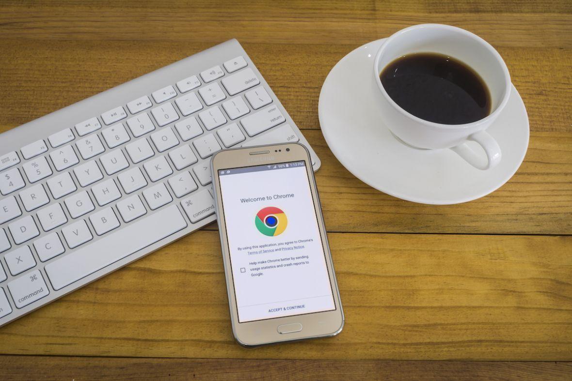 Google chce cię przekonać, że najlepszą przeglądarką na iPhone'a jest Chrome