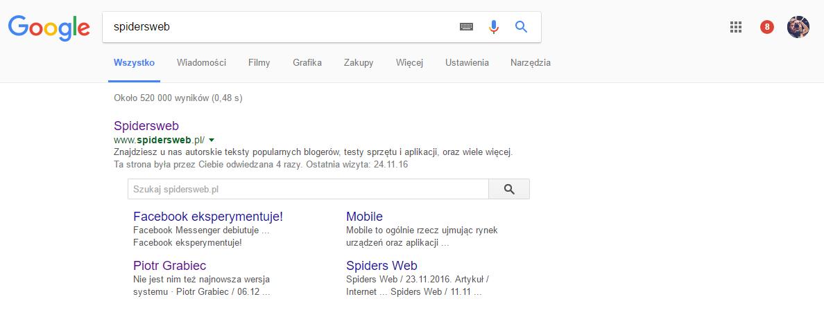 google-wyszukiwanie