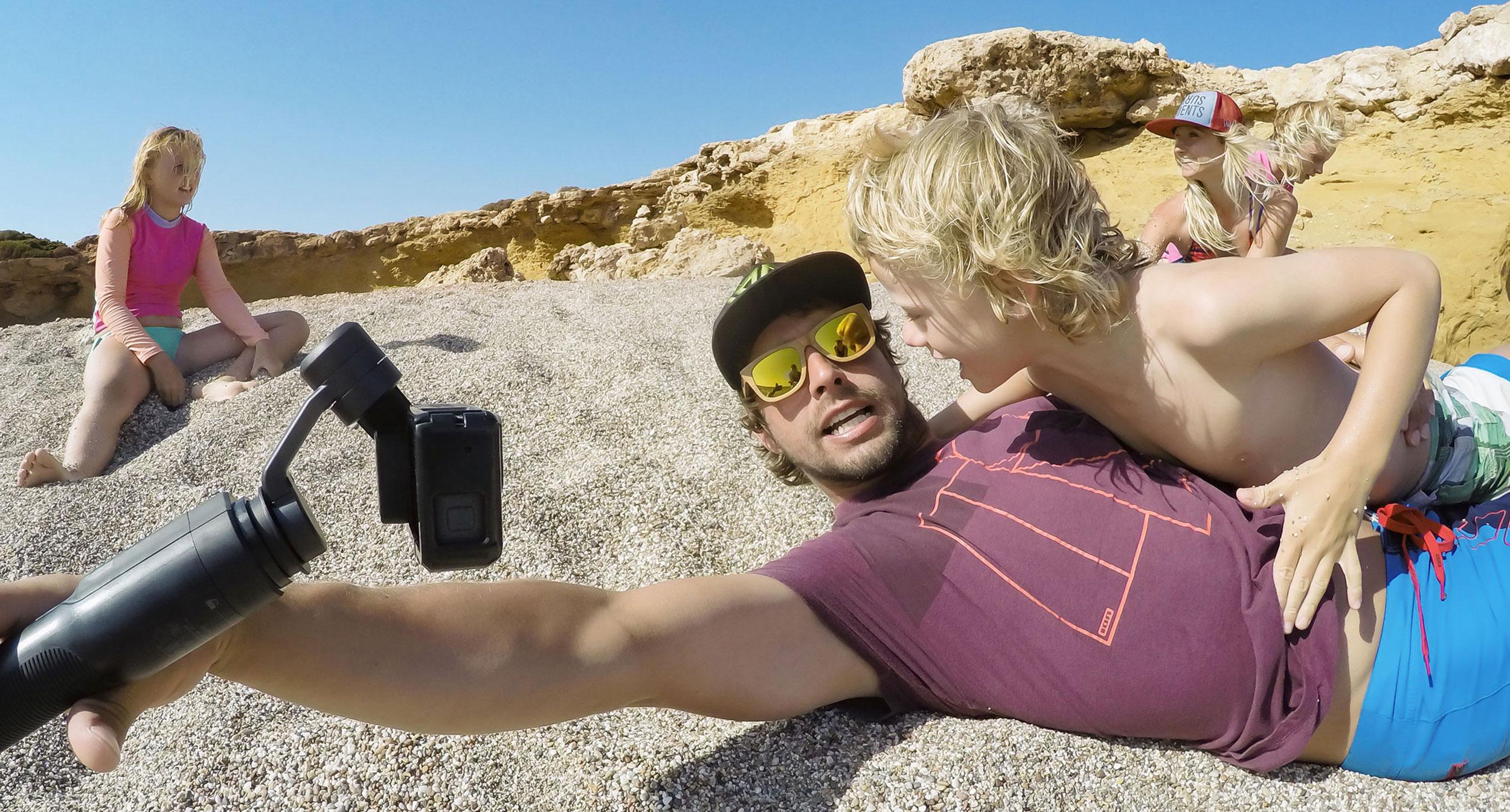 GoPro wprowadza do sklepów swój najlepszy produkt od dawna. To Karma Grip