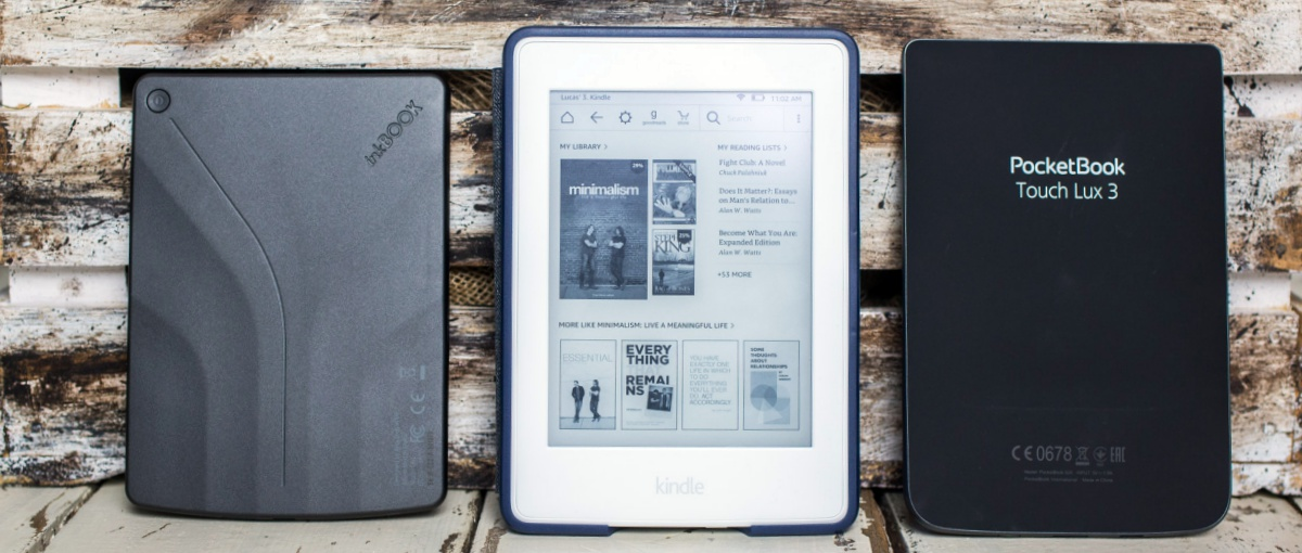 Czytnik ebooków to najlepszy prezent na święta.