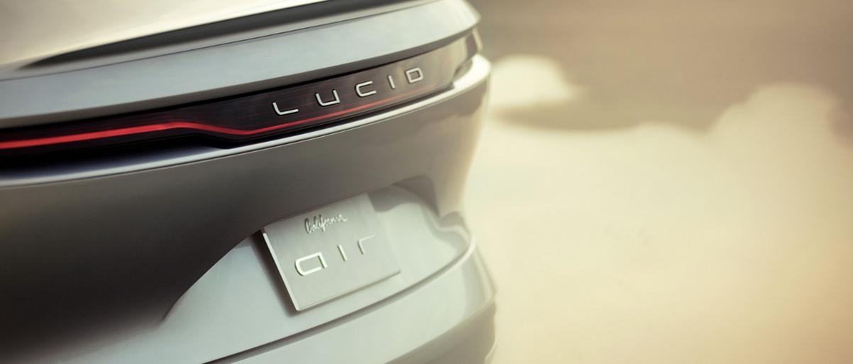 Właśnie tak wygląda luksusowy rywal Tesli Model – Lucid Air