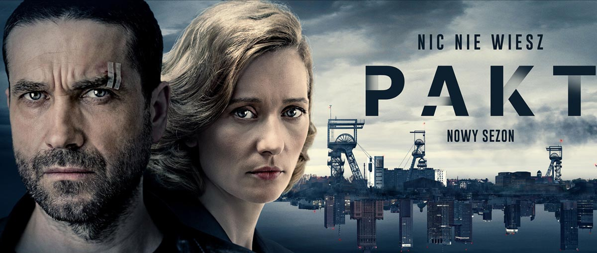"""Drugi sezon """"Paktu"""" rozczarowuje. Nie wiem, jakim cudem dobrnąłem do czwartego odcinka"""