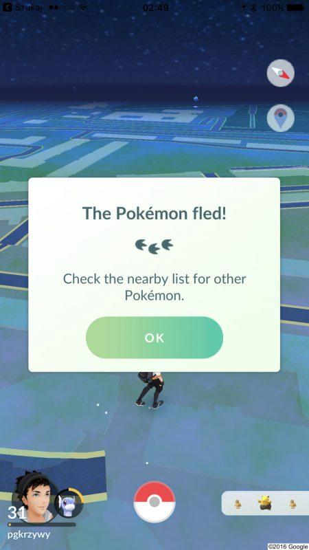 pokemon go nearby tracker