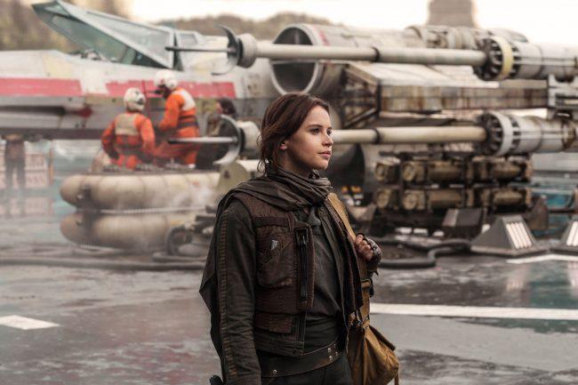 Rogue One - Łotr 1 - obsada, bohaterowie, postaci
