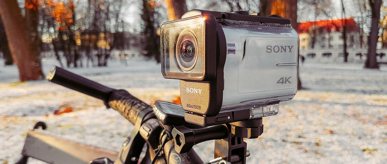 Stabilizowane 4k Czyli Sprawdzamy Sony Action Cam Fdr X3000