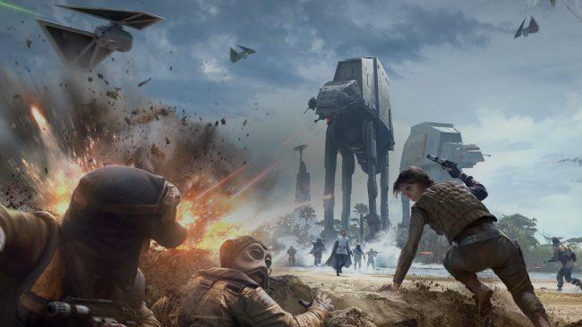Star Wars Battlefront Rogue One Łotr 1