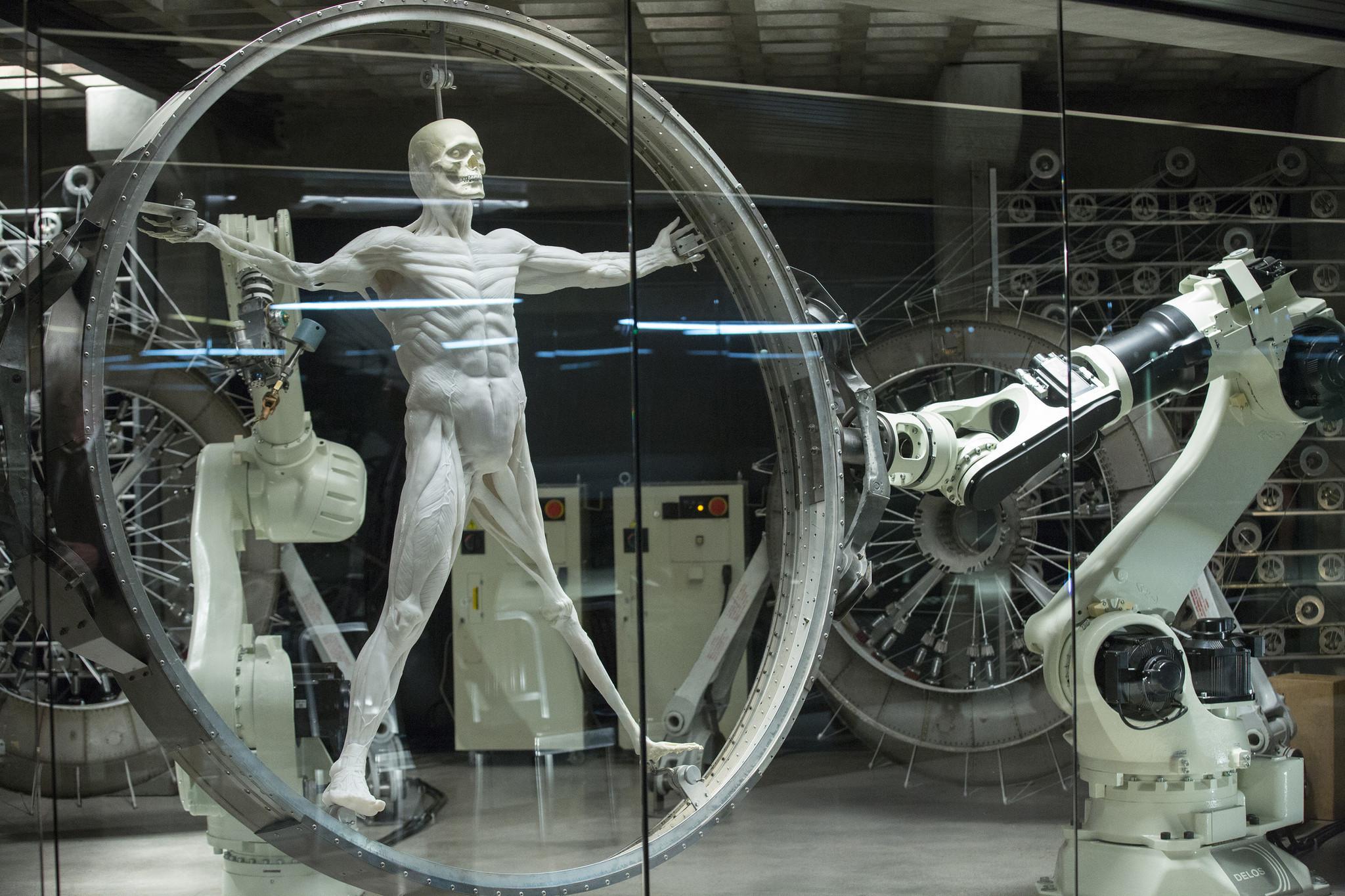 """Centrum labiryntu, czyli finał """"Westworld"""" nie zawiódł. Oj, nie!"""