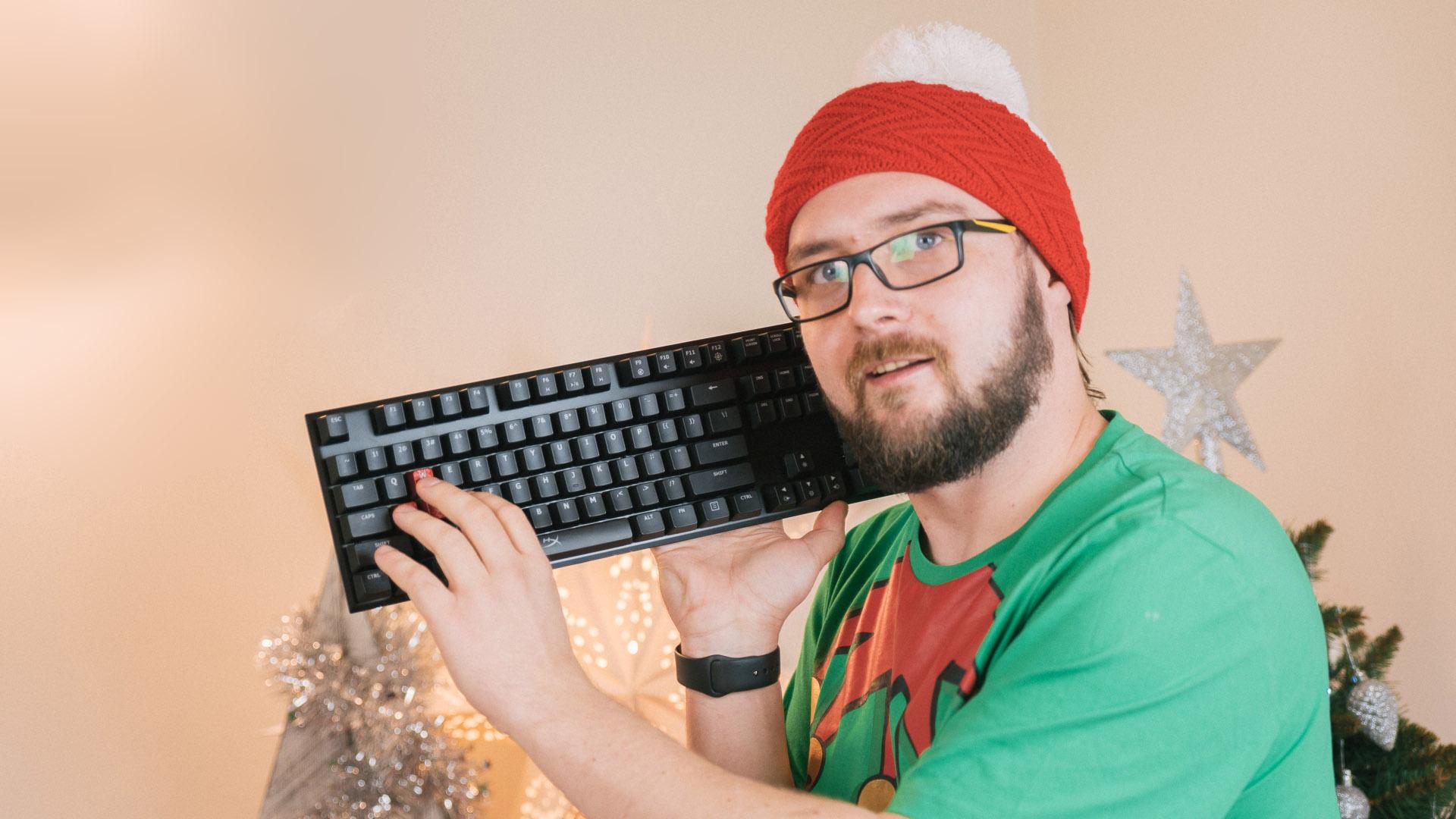 Kompaktowa klawiatura dla graczy, która nie straszy wyglądem. HyperX Alloy FPS – recenzja Spider's Web