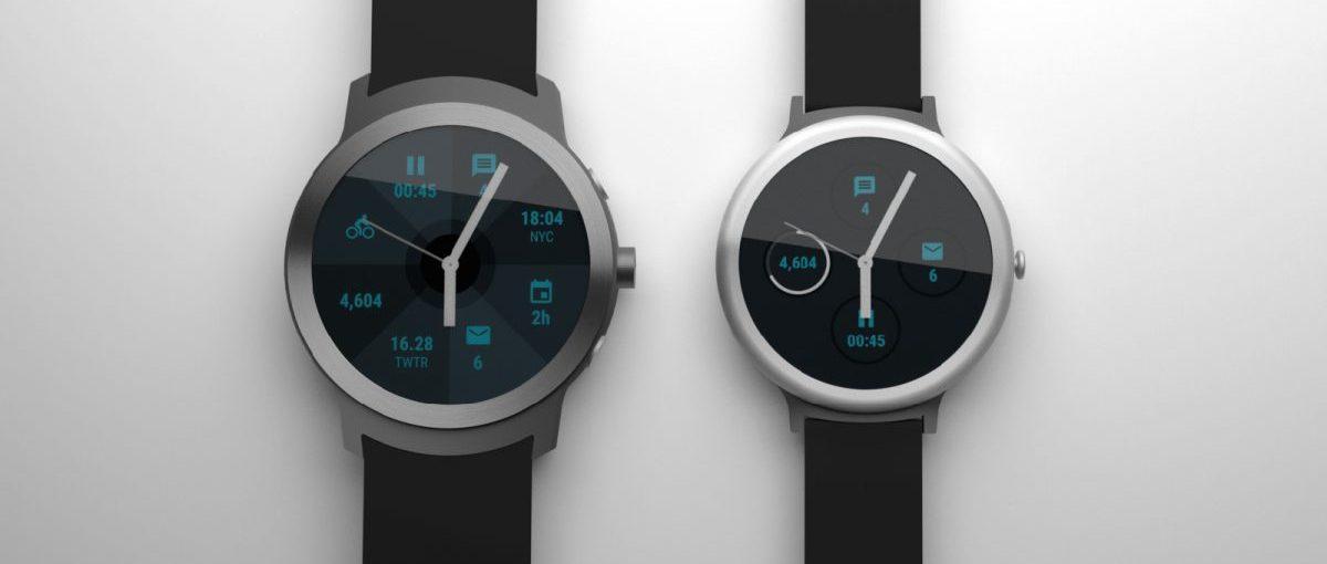 Nowe modele zegarków, współtworzone przez Google, pokażą, jak będzie wyglądała przyszłość Androida Wear