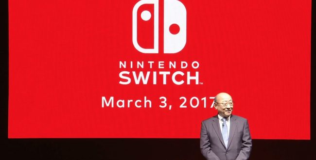 Nintendo Switch premiera 9