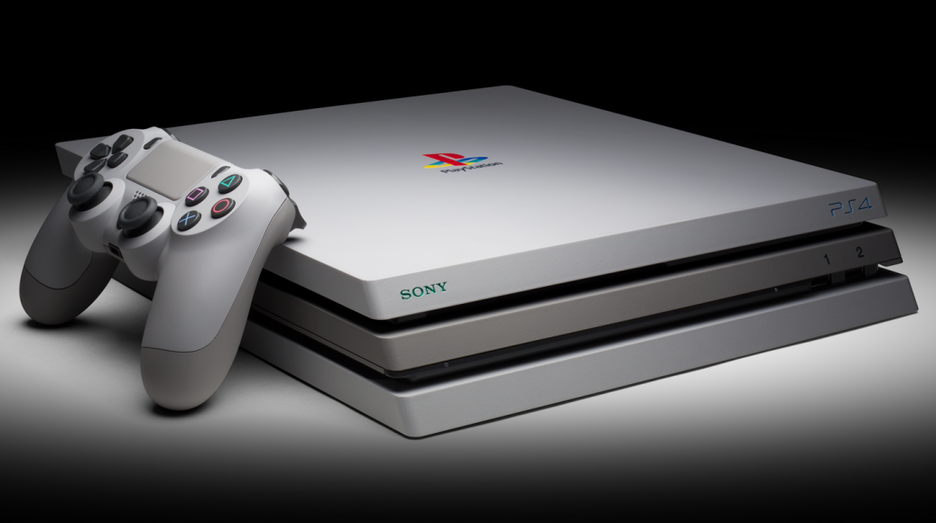 Nie, to nie jest PlayStation 5. To fanowska wersja PlayStation 4 Pro.