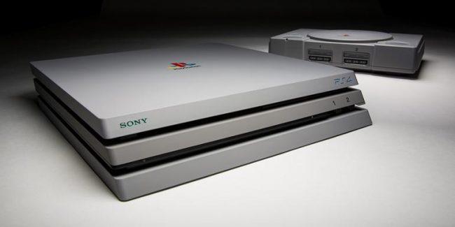 PlayStation 4 Pro Retro 2