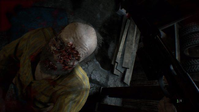 Resident Evil 7 madhouse 18