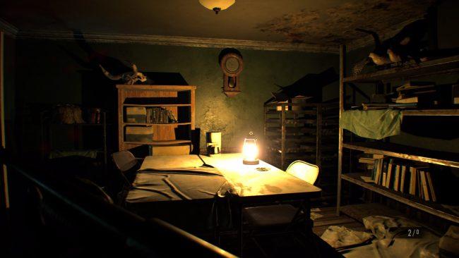 Resident Evil 7 madhouse 39