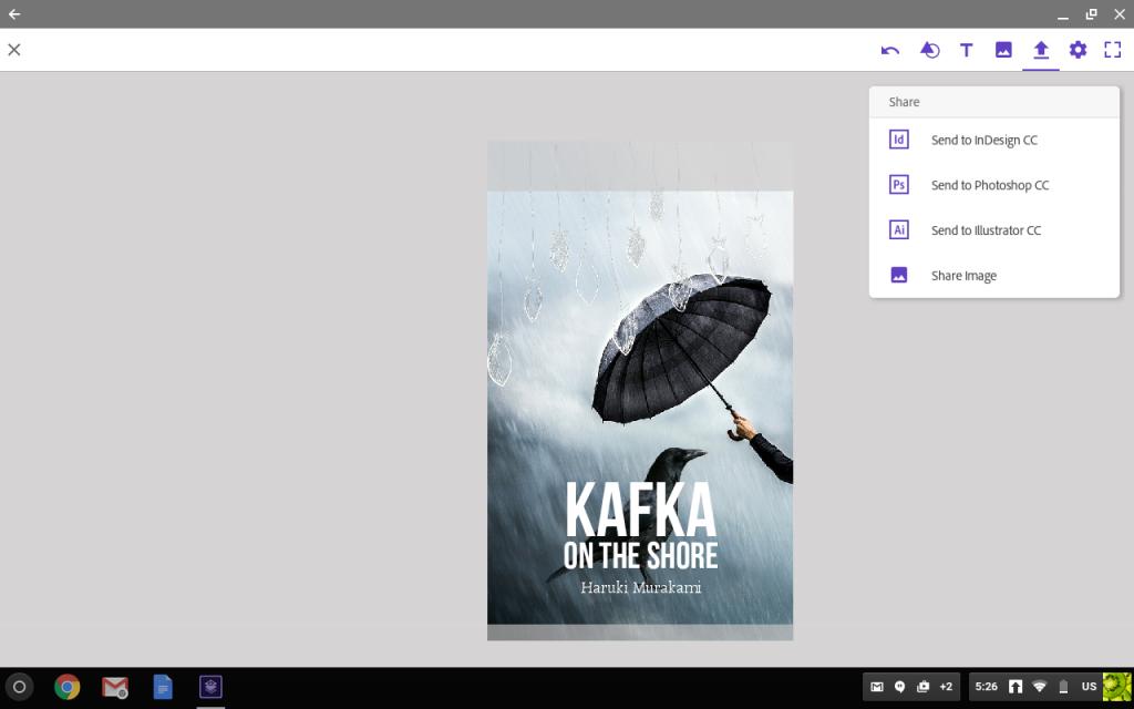 Adobe Chromebook