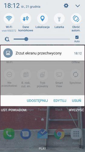 Android 7.0 Nougat dla Samsunga Galaxy S7 i S7 edge
